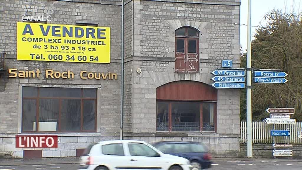 La fonderie Saint-Roch à Couvin en faillite