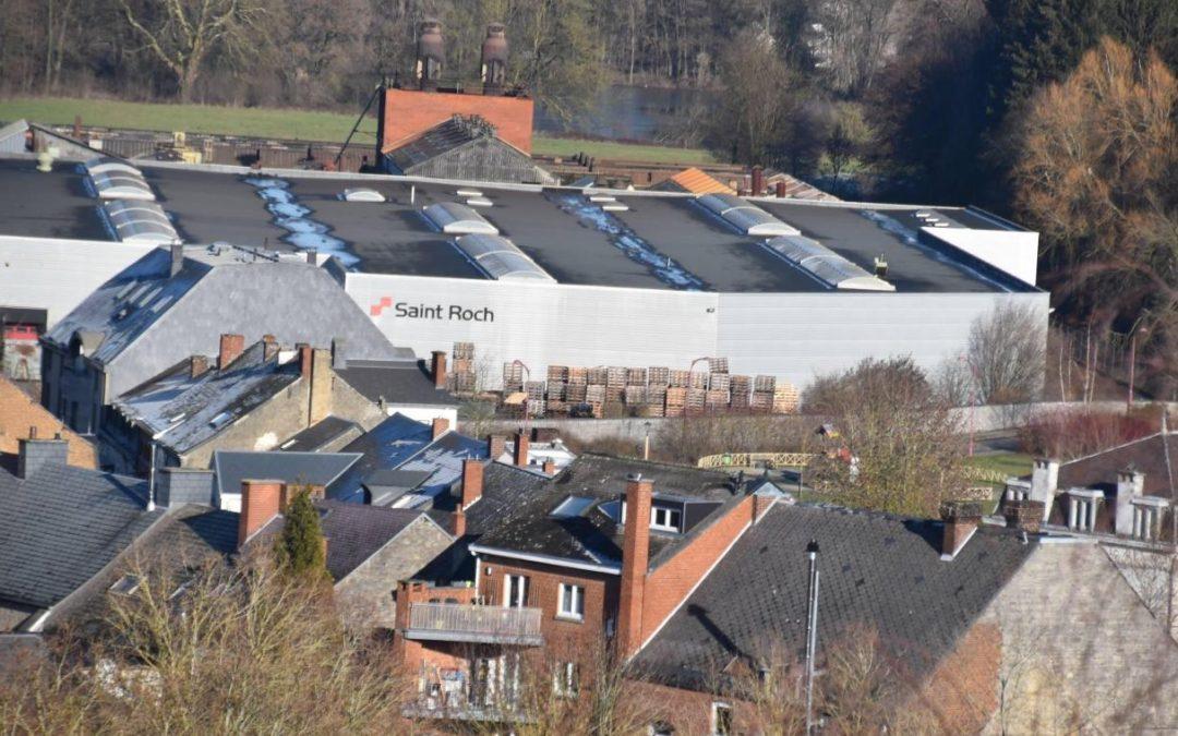 Saint-Roch à Couvin, 73 personnes licenciées